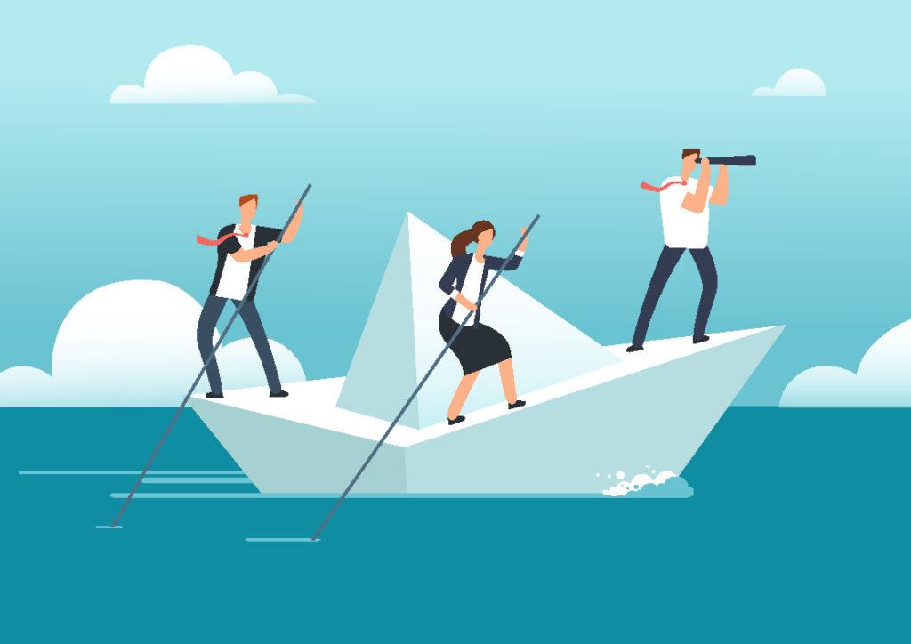 Silo Humain, développer le leadership, optimiser l'organisation, gestionnaire intermédiaire, servie conseil cm, Corine Markey